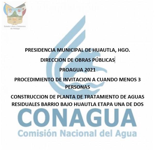 CONAGUA 2021